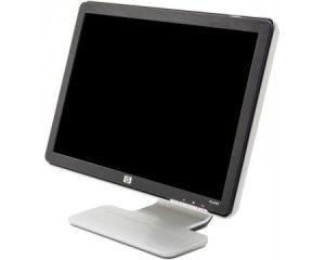 "HP 20"" Wide LCD Screen"