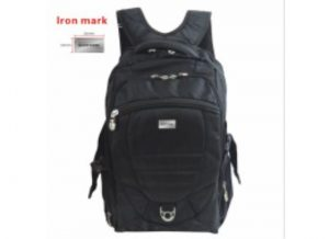 """Black Pro Backpack,  Fits up to 15.6 Laptops"""""""