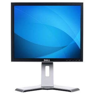 """Dell 17"""" LCD Monitor 1707FPC"""