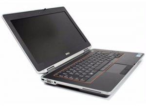 """Dell E6320, Intel Core i5 2nd Gen/4GB/250GB/DVDR/WIFI/NO WEBCAM/WIN 7/ 14"""""""