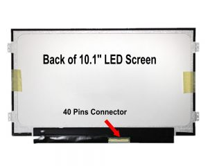 """10.1"""" LED SLIM 40PIN Right side connector"""
